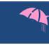 Umbrellas & Cabanas